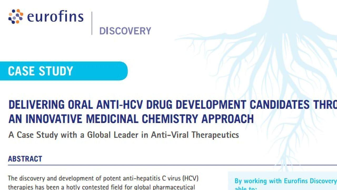 Oral Anti-HCV Drug Development