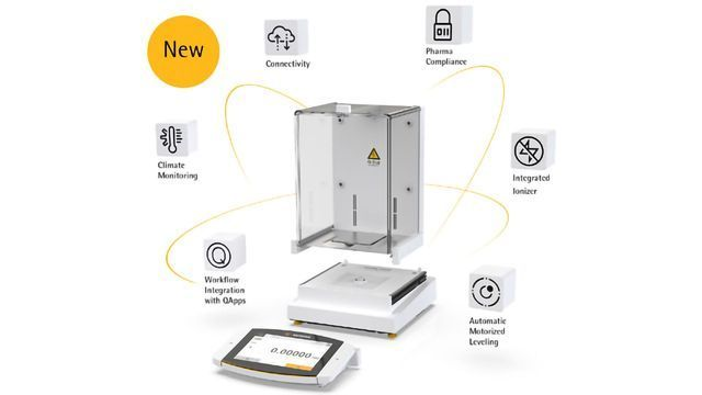 Cubis® II Modular Premium Lab Balance