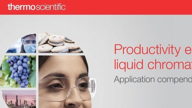 Productivity Enhancement With Liquid Chromatography Solutions