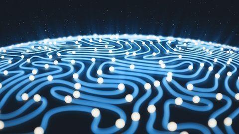 Hidden Data Patterns Revealed by Novel Network Analysis