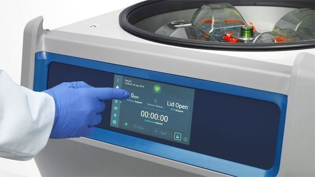Next-generation Centrifugation Systems