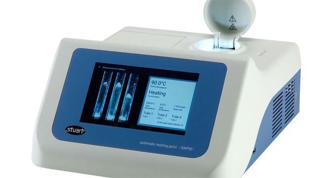 Efficient and Convenient Digital Melting Point Apparatus