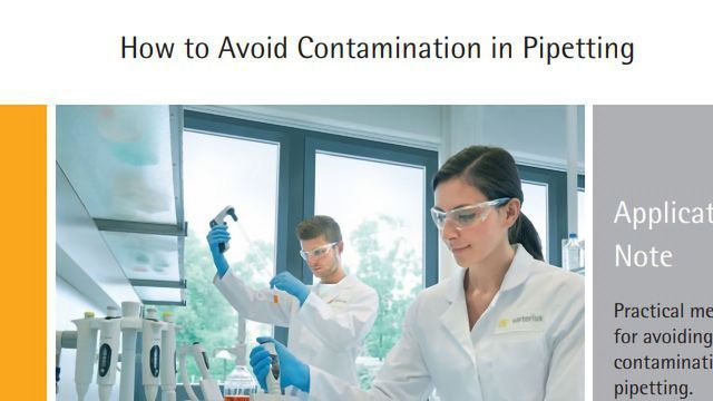 How To Avoid Contamination in Pipetting