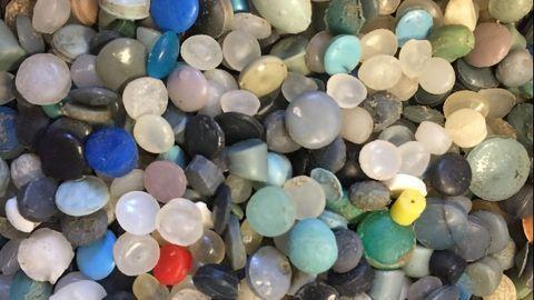 Microplastics Go Benthic