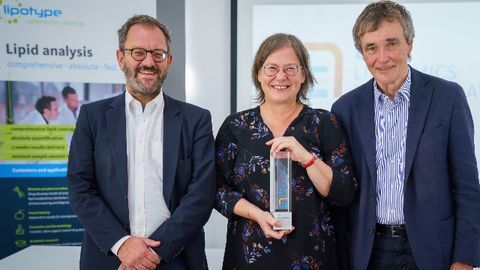 First-of-Its-Kind Lipidomics Excellence Award Acknowledges Forward-thinking in a Rapidly Growing Field