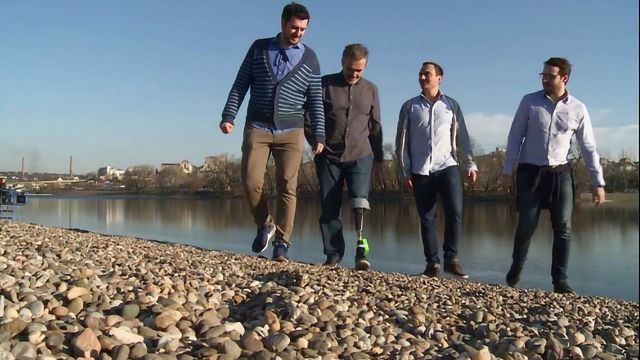 Bionic Legs With Sensory Feedback Blur the Line Between Biology and Technology