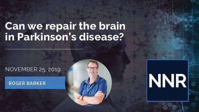 Can We Repair the Brain in Parkinson's Disease?