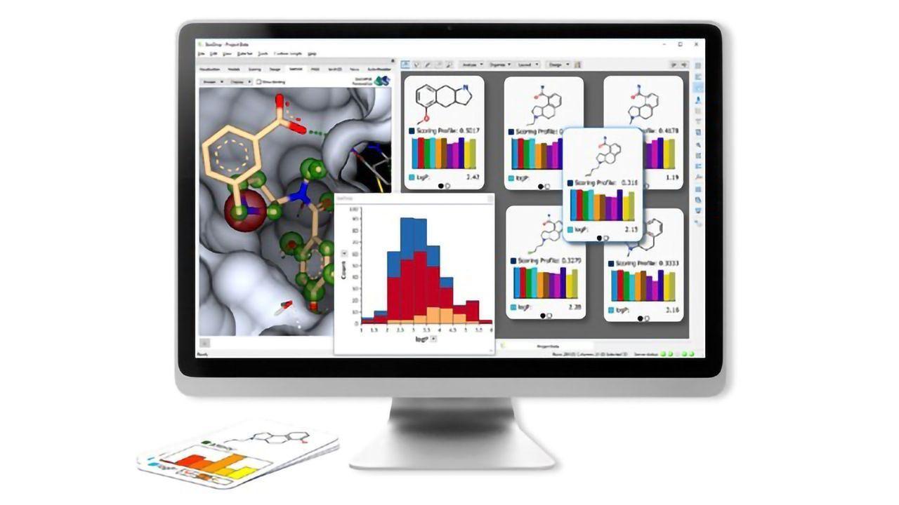Optibrium Announce Latest Version of Small Molecule Design Software