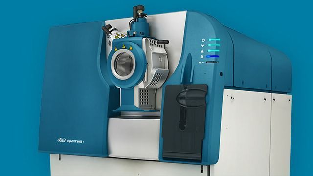 New TripleTOF® 6600+ LC-MS/MS System
