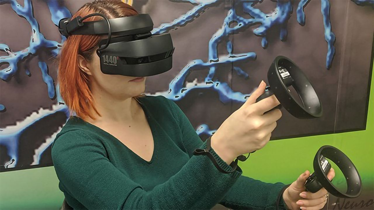 Virtual Reality: The Next Big Thing in Art Therapy?