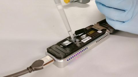 New Device Permits a Closer Look at Previously Inaccessible Areas of the Genome