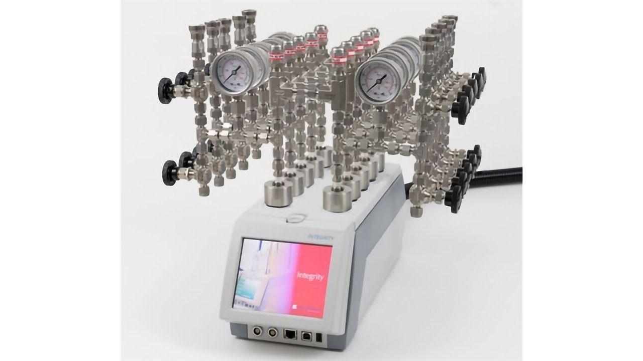 Novel System for High Pressure Reaction Screening