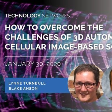 How To Overcome the Challenges of 3D Automated Cellular Image-based Screening