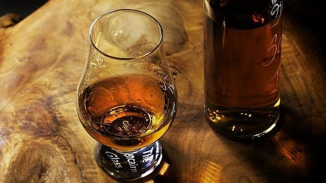 Whiskey, the Target of Fraud
