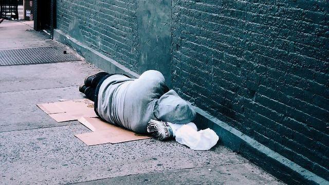 Half of Homeless People Have Experienced Head Trauma