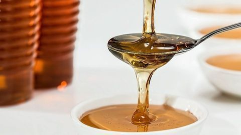 """Honey """"Sandwich"""" Could Help Fight Infection"""
