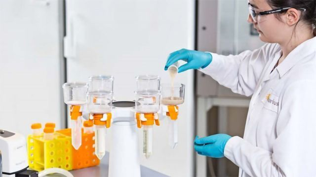 Hands-free and Parallel Filtration of Multiple Cell Culture Samples