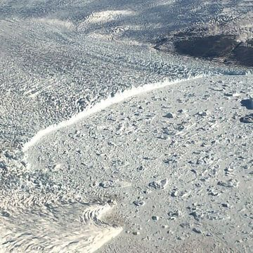 Satellite Images Give Clues About Greenland's Shrinking Glaciers