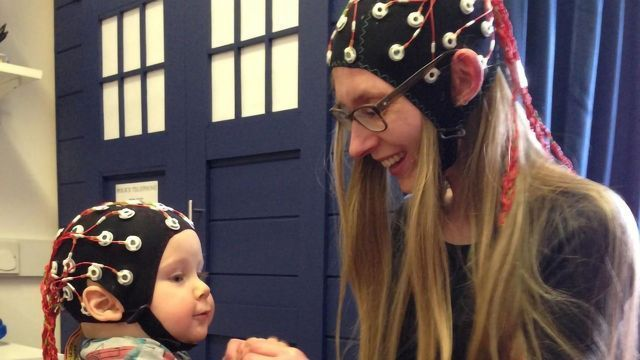 When Mom Is Happy, Her Brain Syncs With Baby's