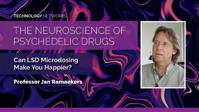The Neuroscience of Psychedelics: Can LSD Microdosing Make You Happier? With Johannes Ramaekers