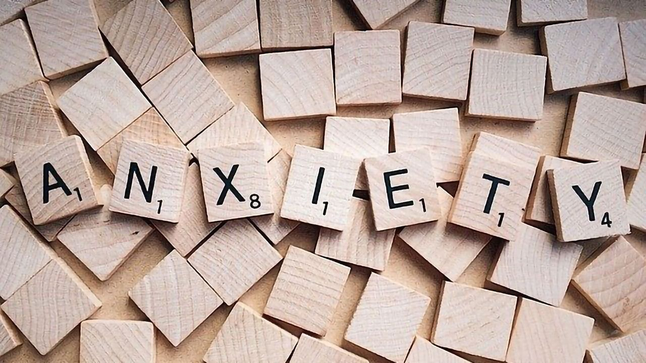 Revealing Anxiety at the Molecular Level