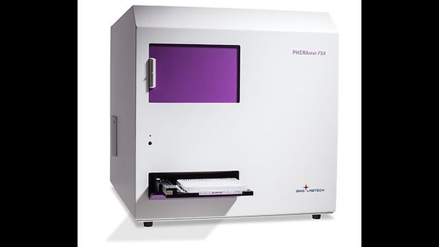 PHERAstar FSX – BMG LABTECH's powerful and most sensitive HTS plate reader