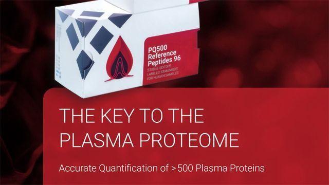 The Key to the Plasma Proteome