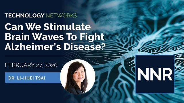 Can We Stimulate Brain Waves To Fight Alzheimer's Disease?