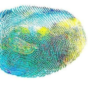 Residues in Fingerprints May Disclose Their Age