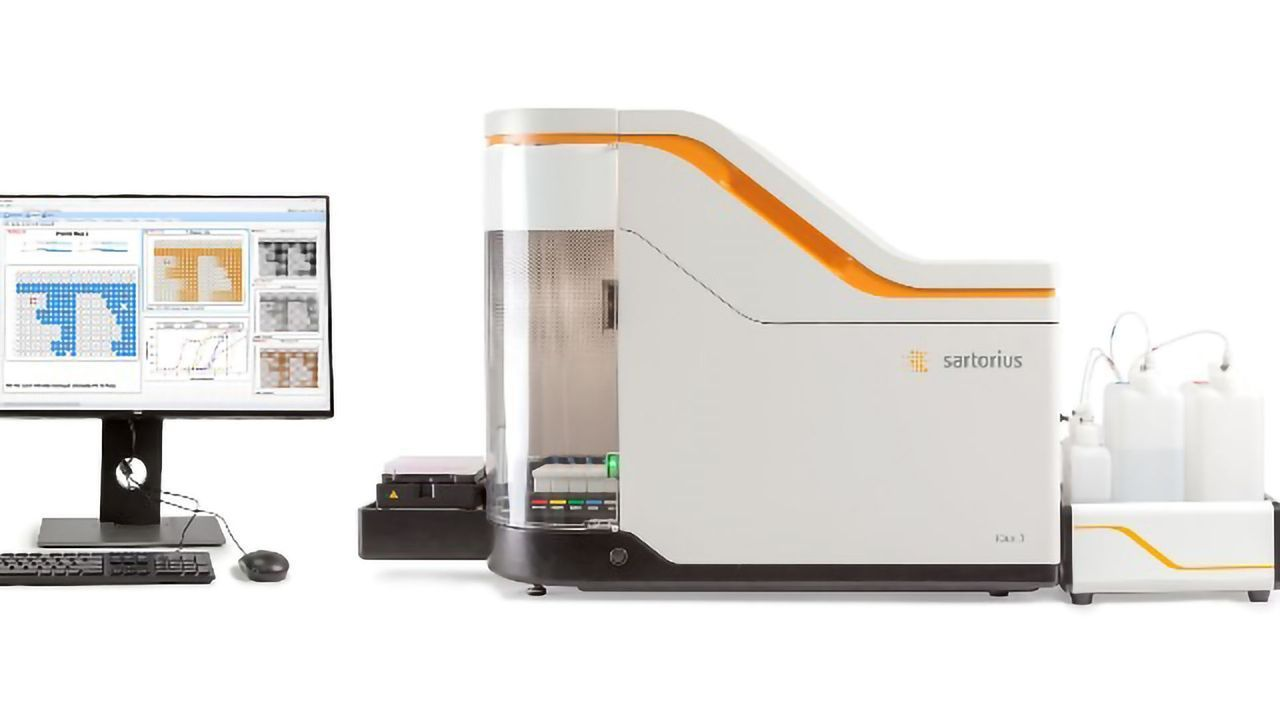 Intellicyt iQue3 - Faster, Smarter Flow Cytometry