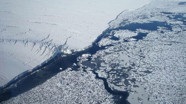 Greenland Ice Sheet Under Attack From All Sides