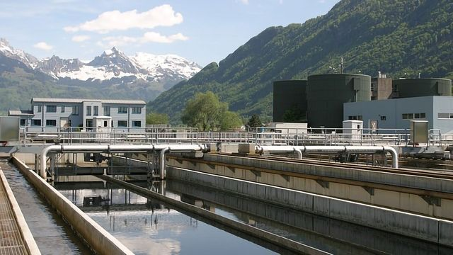 Pharmaceuticals May Be Converted to Harmful Products in Wastewater Treatment