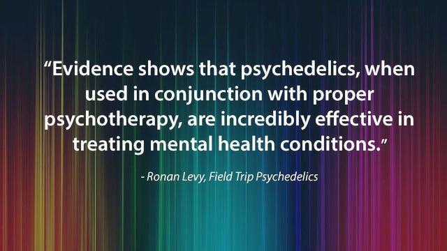 Exploring the Therapeutic Potential of Psychedelics