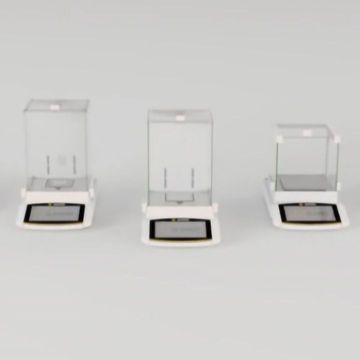 Cubis® II Modular Precision-, Analytical- and Microbalances