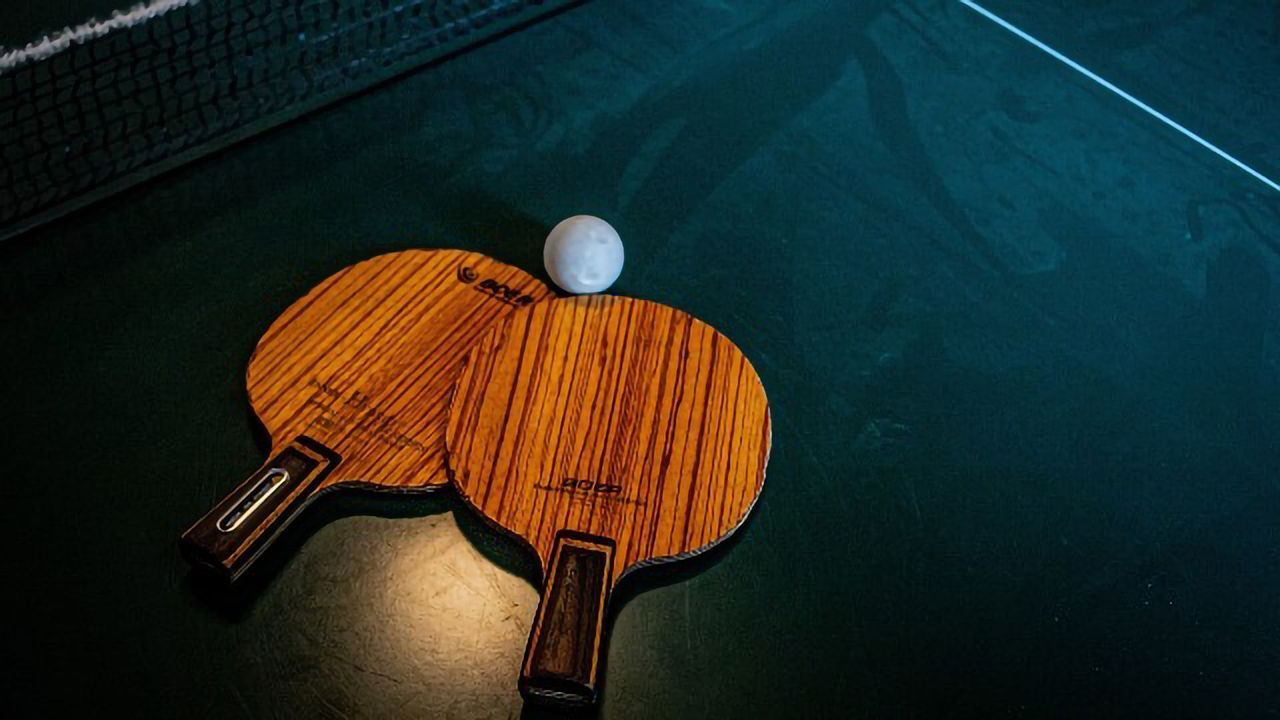Ping-pong for Parkinson's?