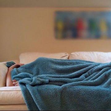 Sleep Helps Teens Steer Through Social Stress