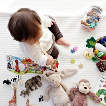 Babies in Bilingual Homes Switch Their Attention Faster