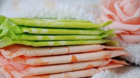 Sustainable Sanitary Towels Made From Plants