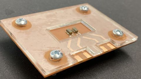 """Device Could """"Hear"""" Disease By Detecting the Stiffness of the ECM"""