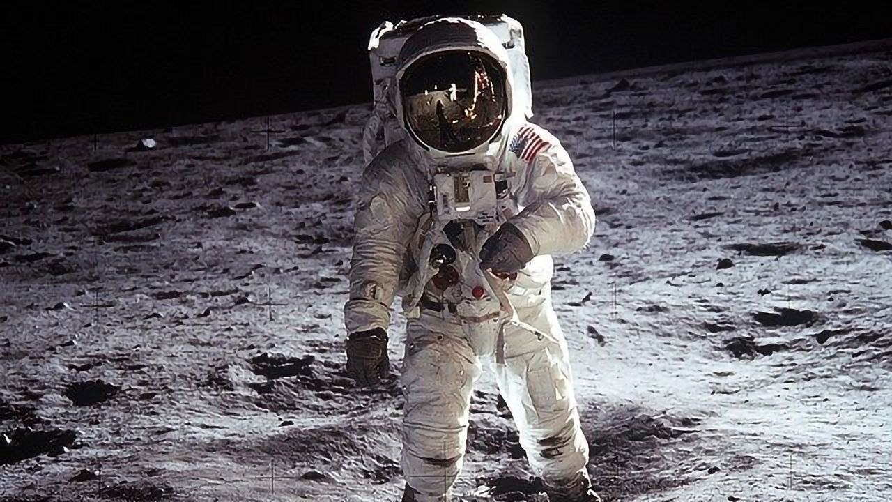 Astronaut Pee To Build Moon Bases