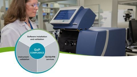 Pathway to Compliance in GMP/GLP Labs