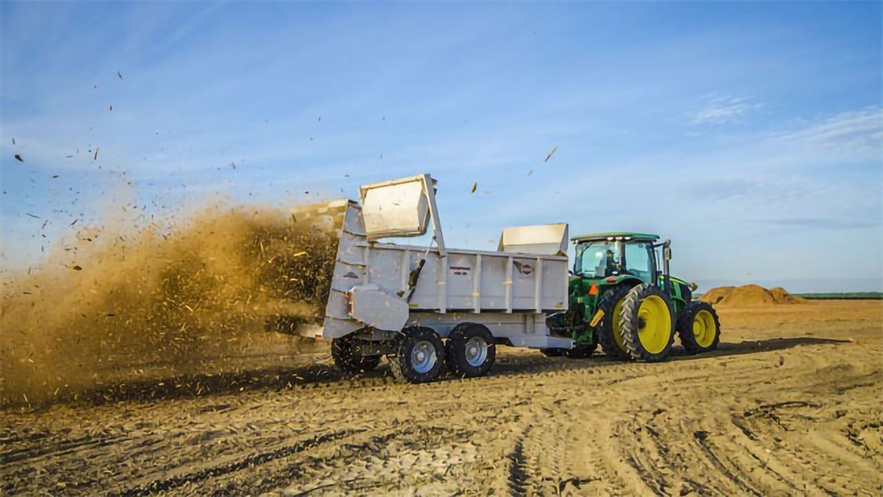 Almond Orchards Take on Renewable Strategy