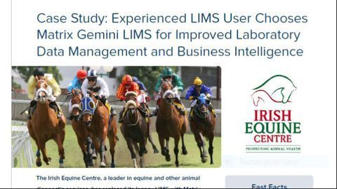 Autoscribe Publishes New Veterinary LIMS Case Study