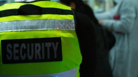 Study Reveals Security Guards' Struggle With PTSD