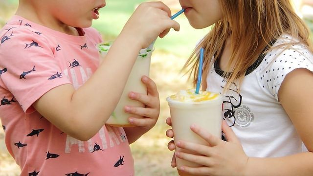 Labels on Some Children's Drinks Belie the Sugar Contained Within