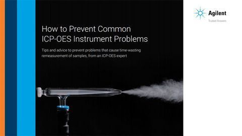 How To Prevent Common ICP-OES Instrument Problems