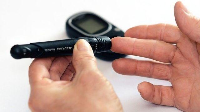 A Non-invasive Way of Monitoring Diabetes