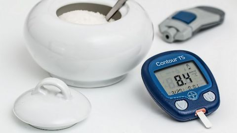 Type 2 Diabetes: Too Much Glucagon When α-cells Become Insulin Resistant