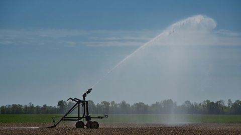 Snowmelt Changes Threaten Farming in Western US