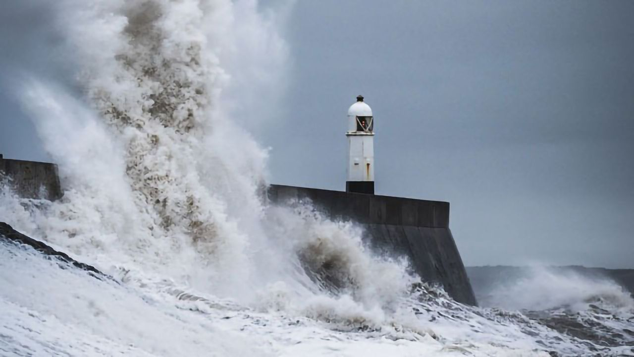 A Better Way of Predicting Storm Surges
